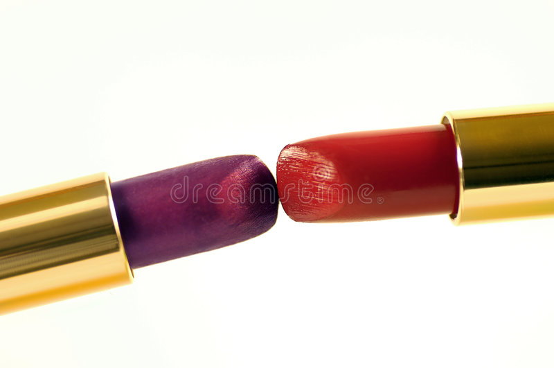 Download Lipstick 1 stock photo. Image of bronze, kiss, product - 155056