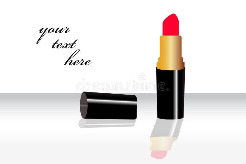 Download Lipstick stock vector. Image of girl, girlfriend, happy - 13195454