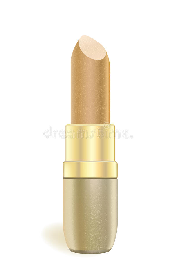 Download Lipstick stock vector. Image of macro, beautiful, isolated - 13368912