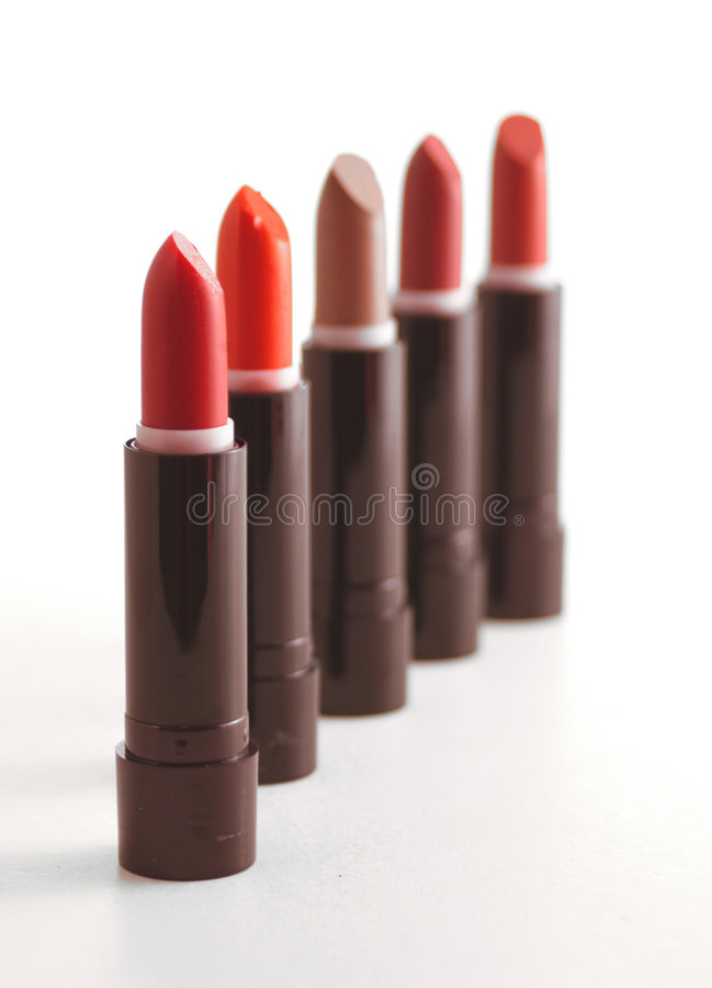 Lipstick 2 royalty free stock photo