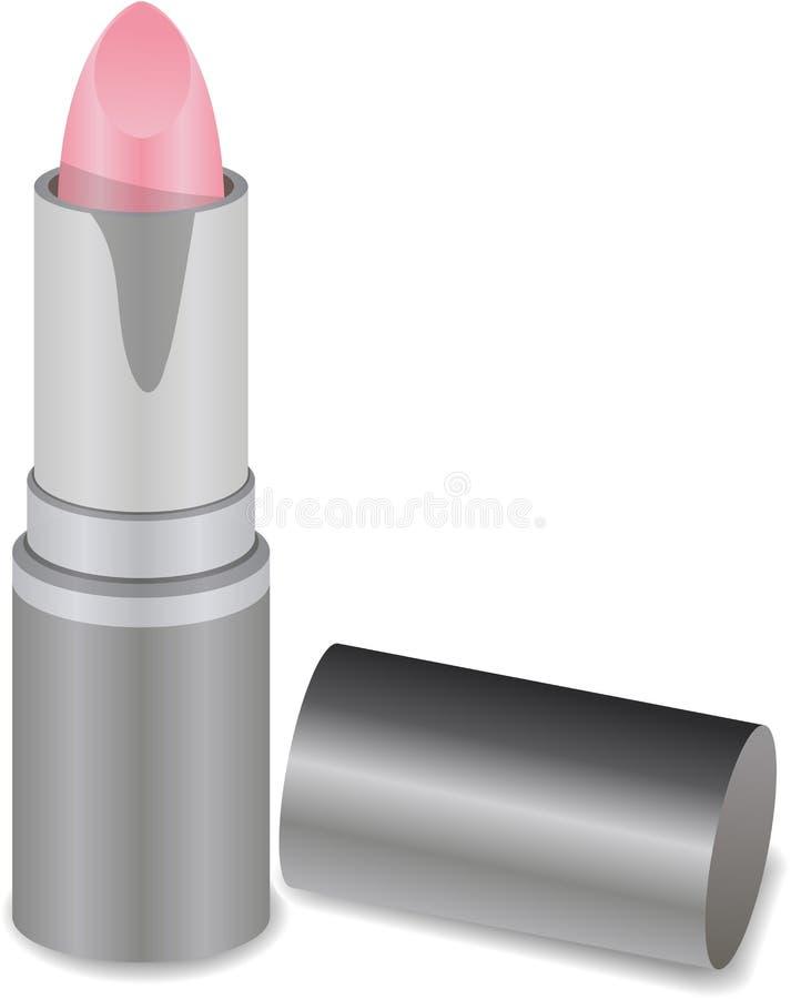 Lipstick Tube stock illustration