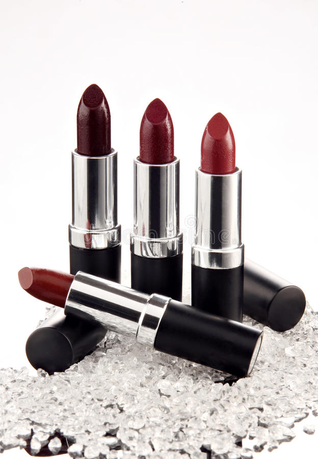 Download Lipsticks stock photo. Image of beautiful, color, fashion - 10355428