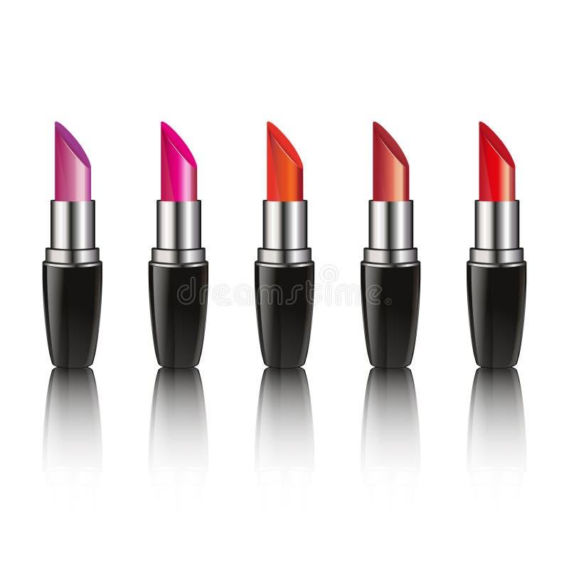 lipsticks бесплатная иллюстрация