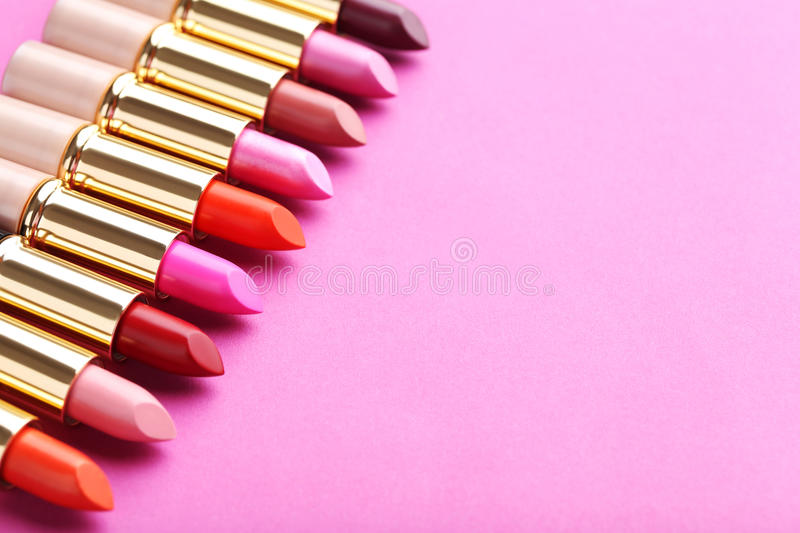 lipsticks photos stock
