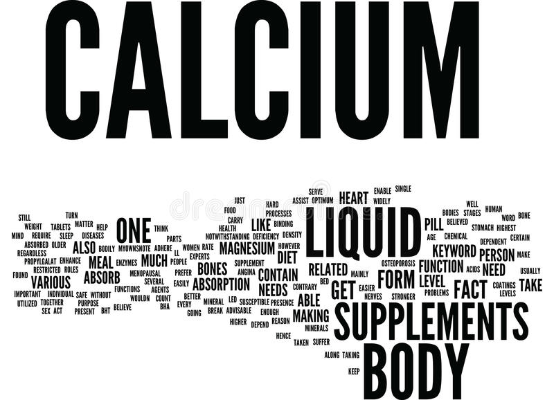 Calcium Deficiency  Sign  Symptoms  And Sources Stock