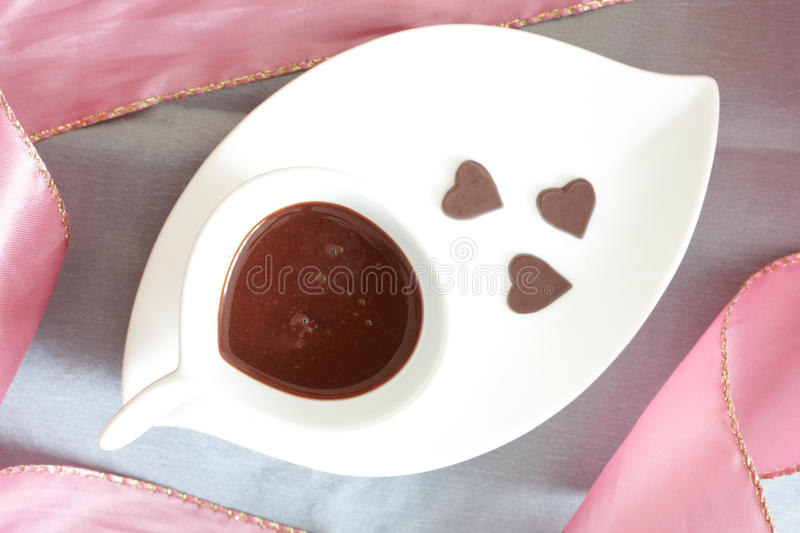 Liquid Chocolate Royalty Free Stock Image