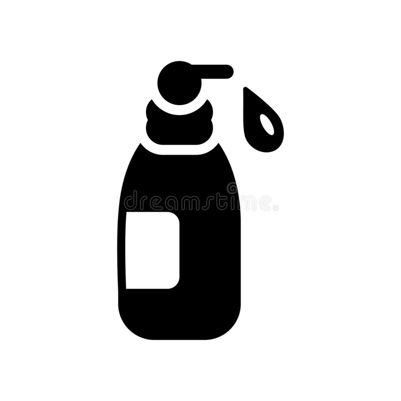 Liquid icon. Trendy Liquid logo concept on white background from royalty free illustration