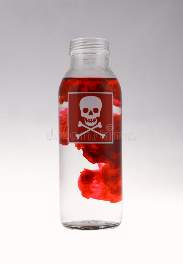 Download Liquid Poison Royalty Free Stock Photography - Image: 19975397