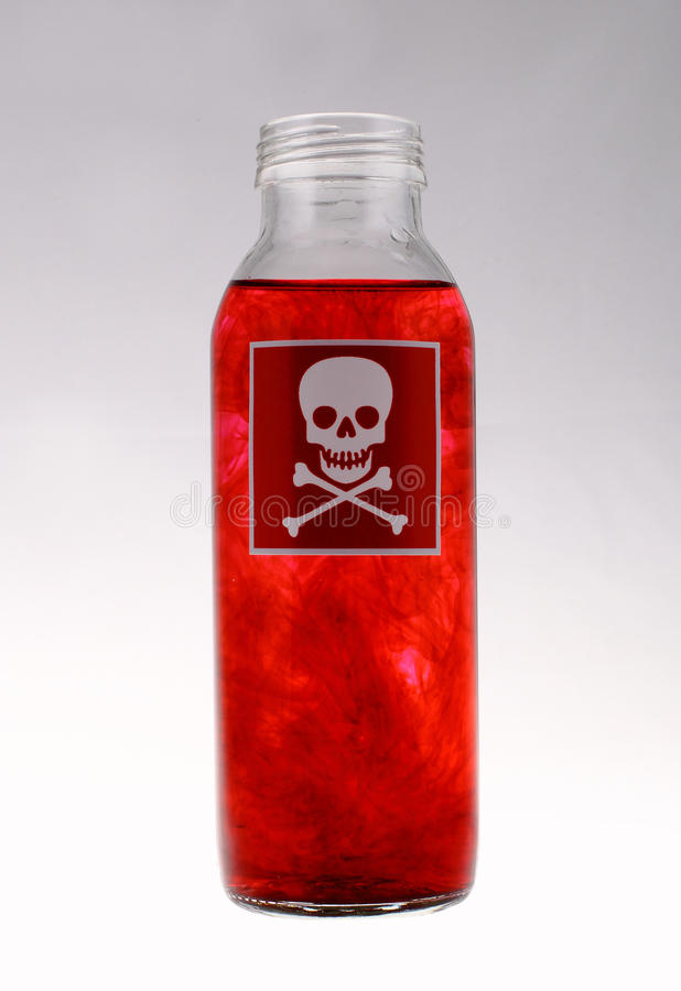Download Liquid poison stock image. Image of dangerous, toxicant - 19975411