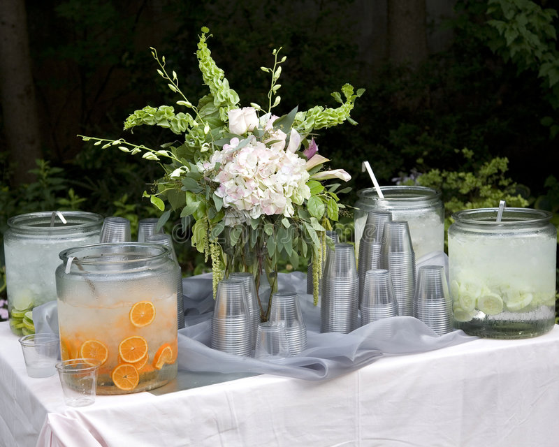 Liquid refreshment stock photos