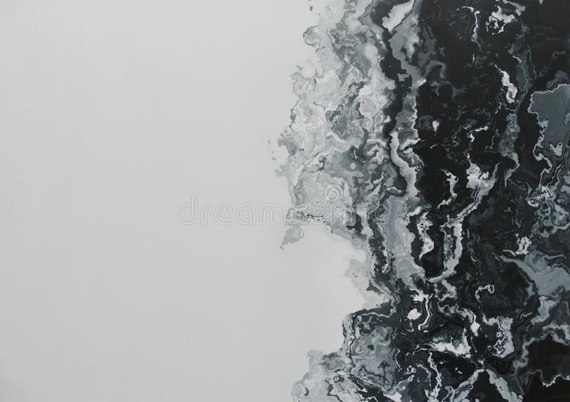 Liquid Water Splash Abstract Art Background royalty free stock photos