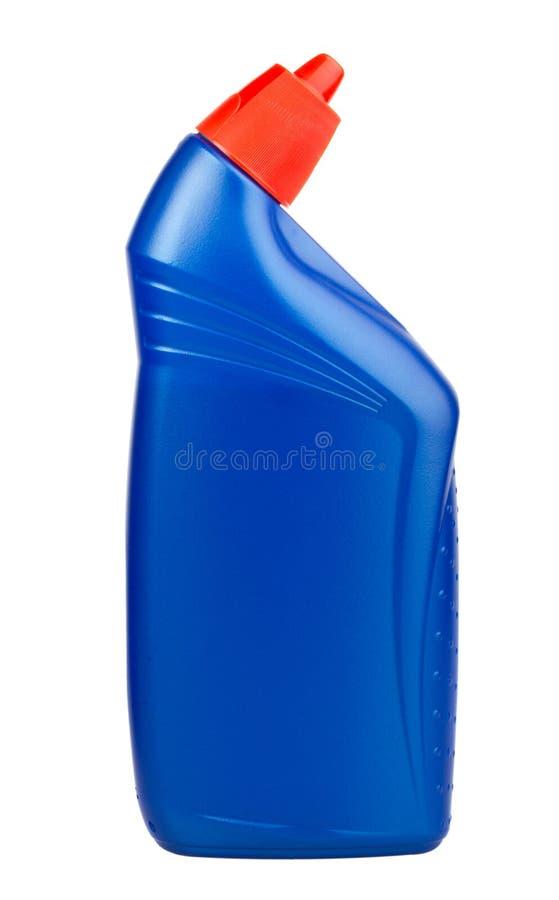 Liquido di pulizia per la pulizia immagini stock