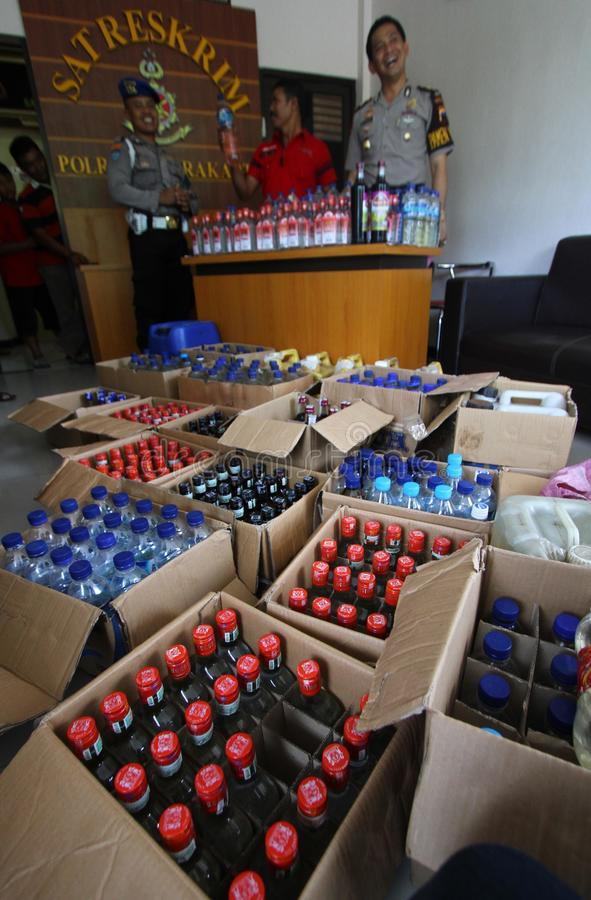 Download Liquor operation editorial image. Image of indonesia - 32299030