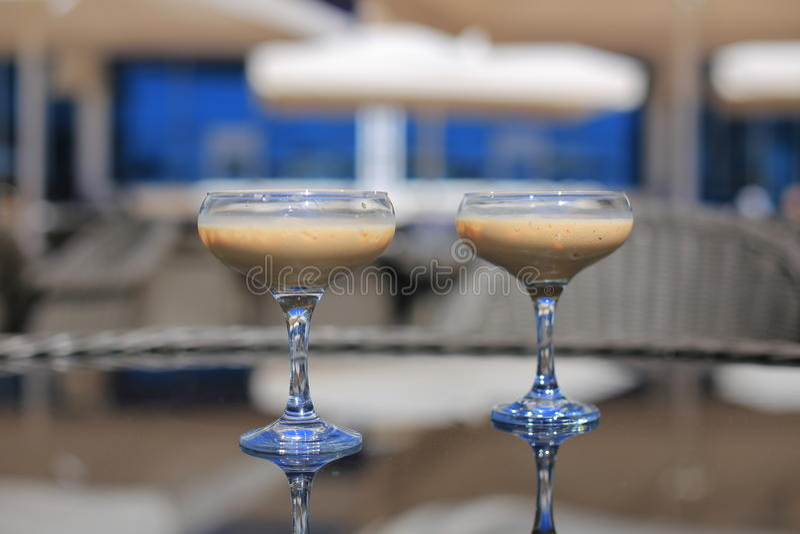 Liquore di Baileys immagine stock libera da diritti