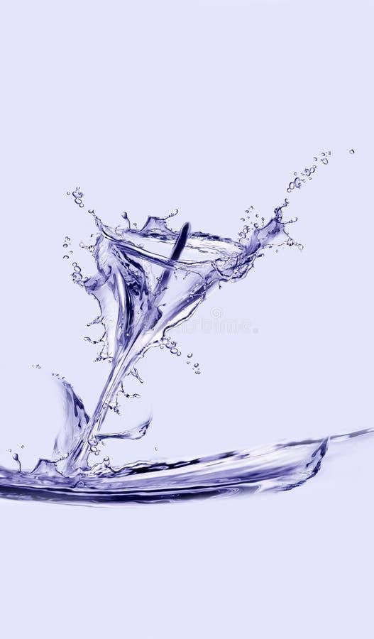 Lirio de agua fotografía de archivo