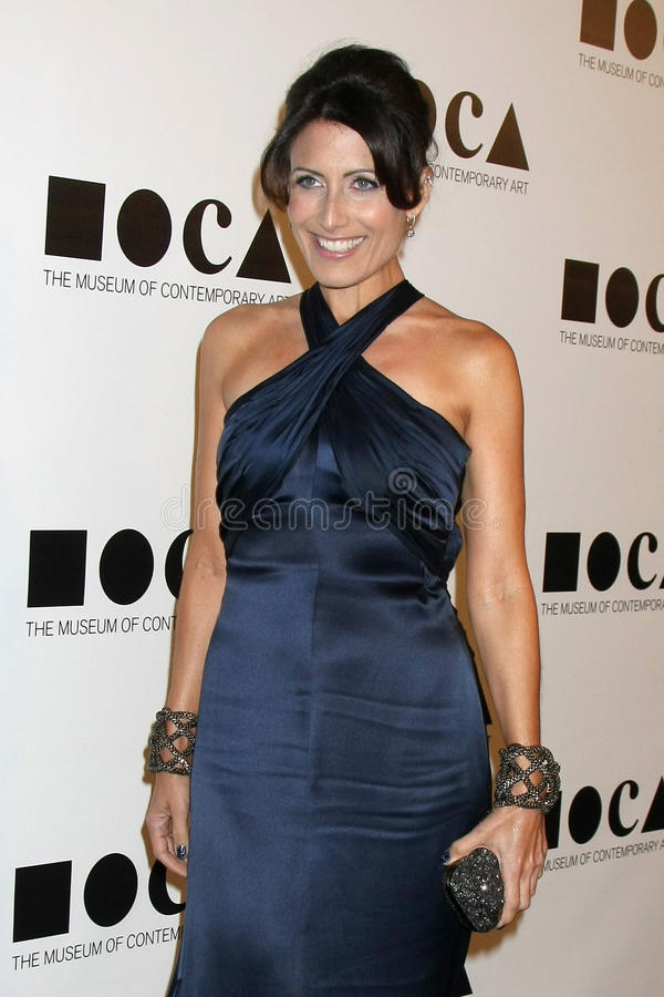 Download Lisa Edelstein editorial stock photo. Image of angeles - 22326013