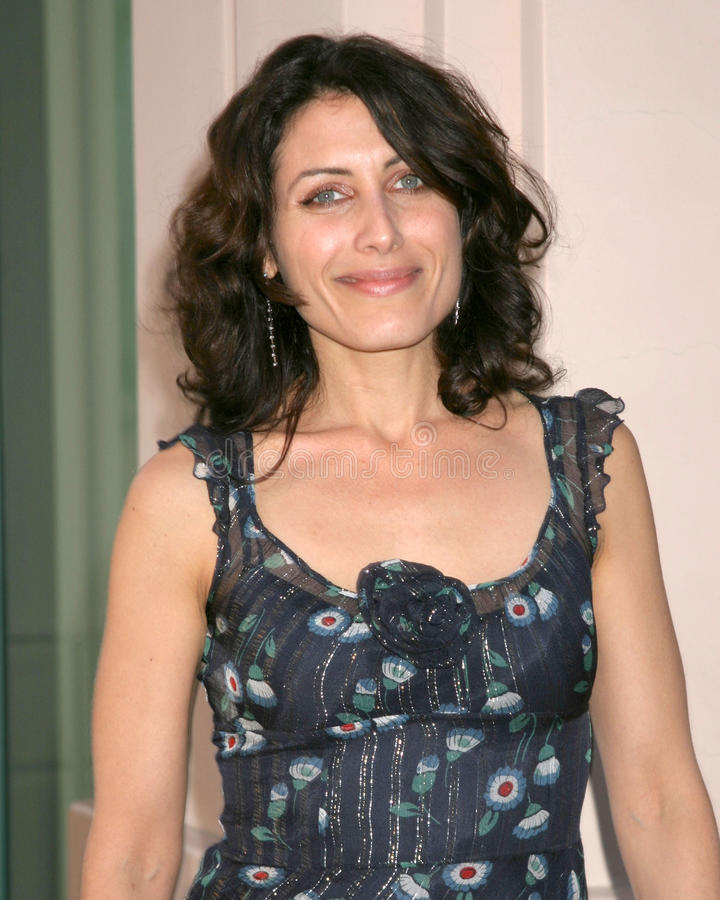 Download Lisa Edelstein editorial photo. Image of panel, inside - 26025346