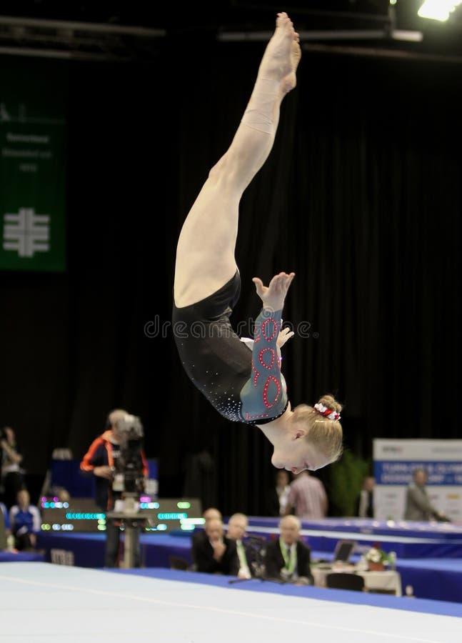 Download Lisa Katharina Hill editorial stock image. Image of gymnastics - 25520449