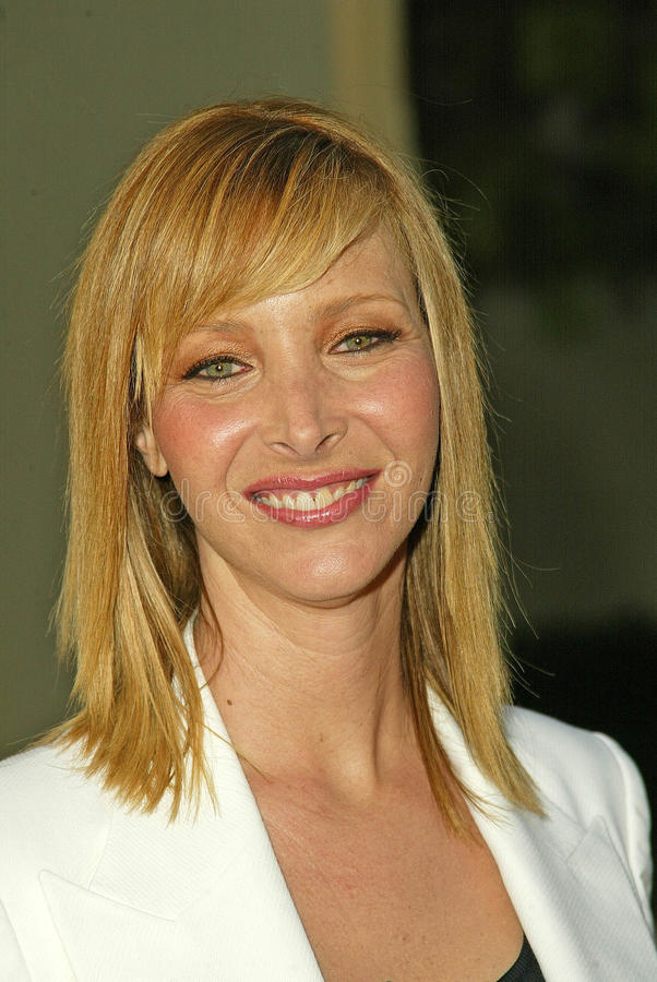 Lisa Kudrow stockbild