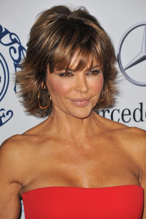 Download Lisa Rinna editorial photo. Image of beverly, 2010, anniversary - 26491646