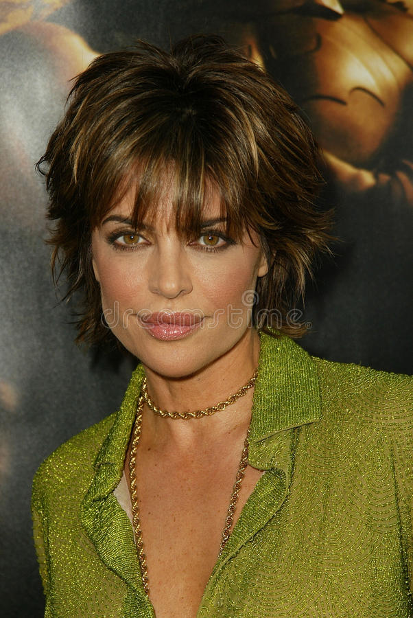 Download Lisa Rinna editorial stock image. Image of batman, lisa - 30726439
