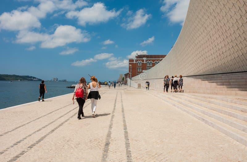 Lisboa Maat foto de archivo