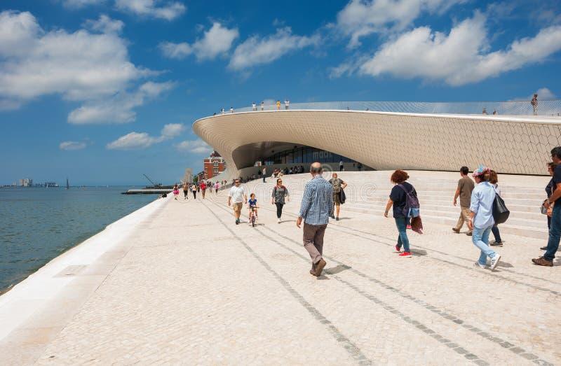Lisboa Maat foto de archivo libre de regalías