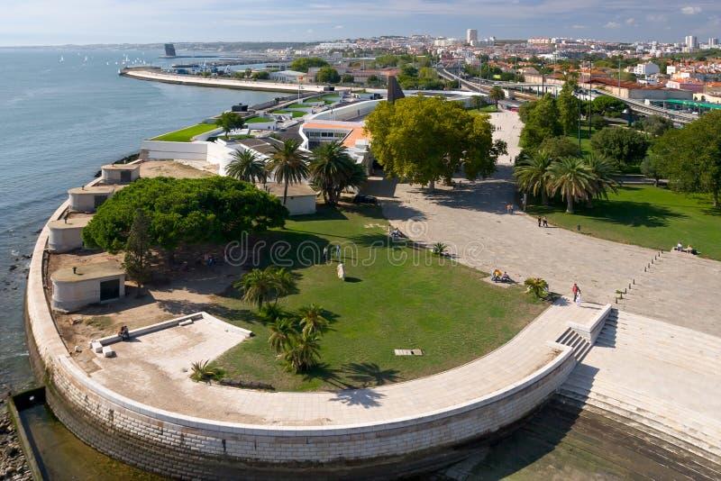 Lisboa moderna fotos de archivo