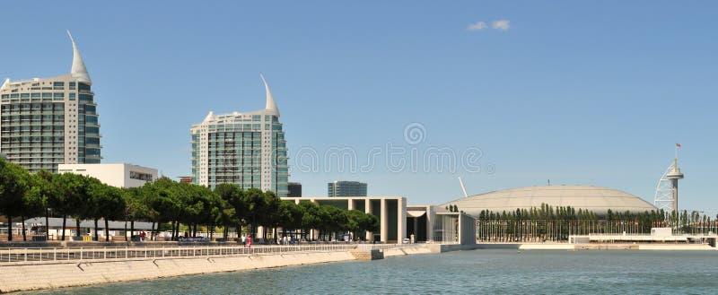 Download Lisboa moderna foto de archivo. Imagen de turismo, río - 7150370