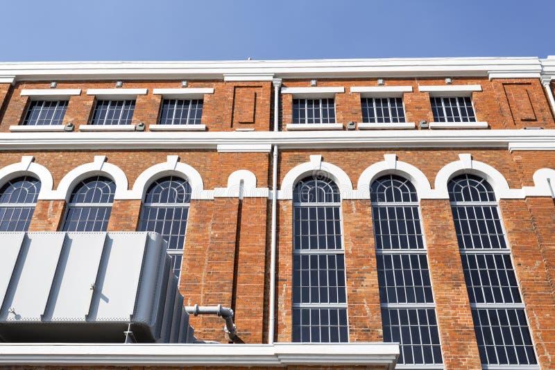 Lisboa - museo de la electricidad imagenes de archivo