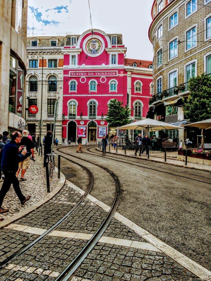 Lisboa Portugal imagens de stock