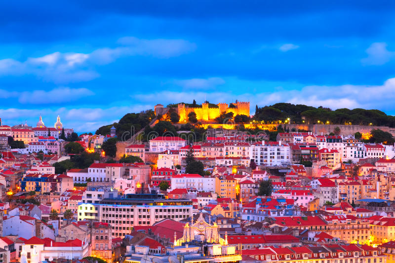 Lisboa, Portugal imagenes de archivo