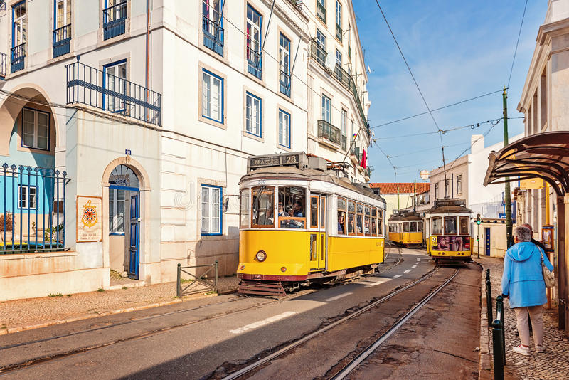 Lisboa, Portugal fotos de stock royalty free