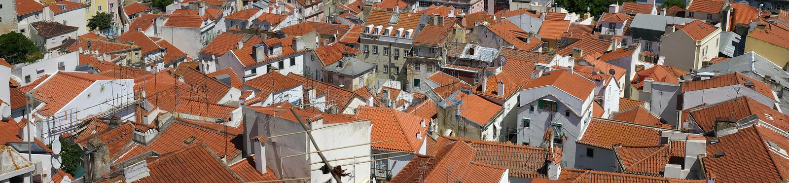 Download Lisbon stock image. Image of landscape, panorama, romantic - 28747385