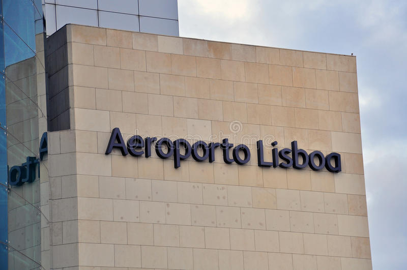 Download Lisbon Airport Royalty Free Stock Photography - Image: 36100207