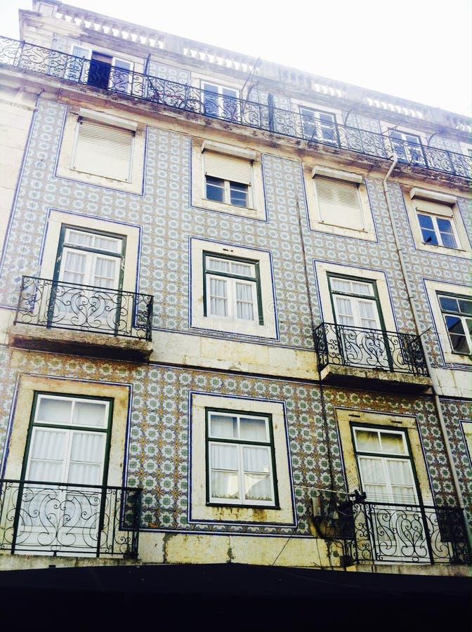 Lisbon architektura zdjęcie royalty free