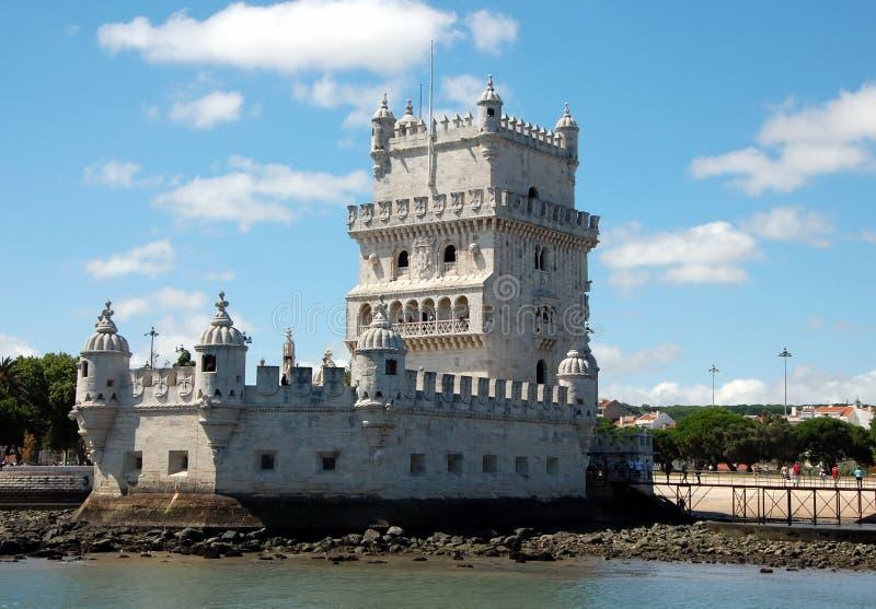 Lisbon belem tower obraz royalty free