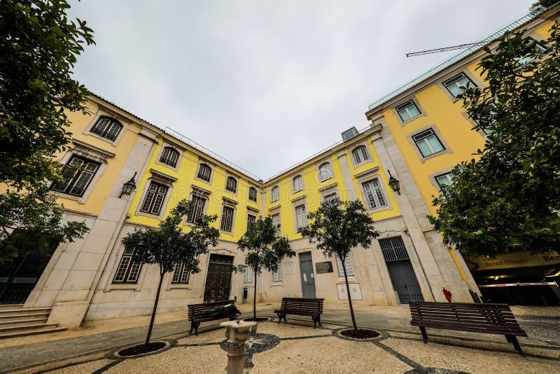 Lisbon royalty free stock photos