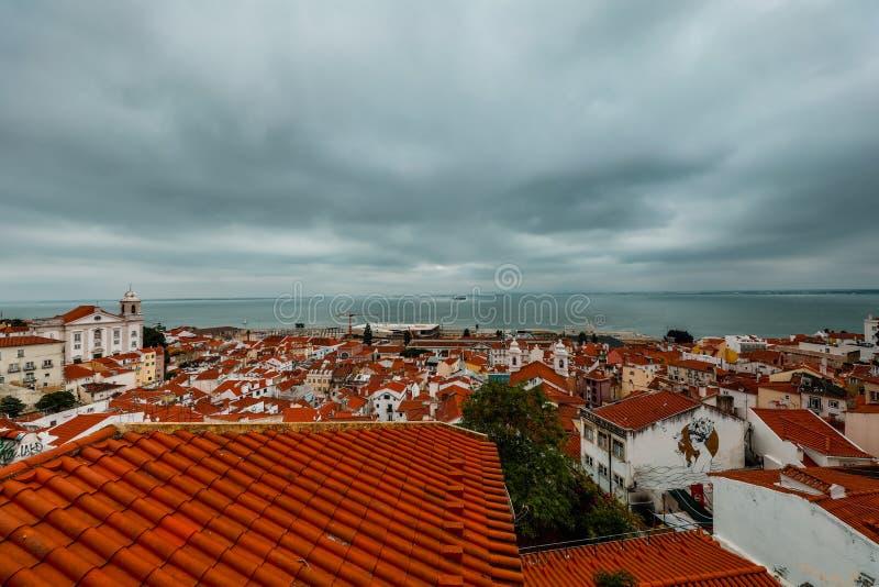Lisbon royalty free stock image