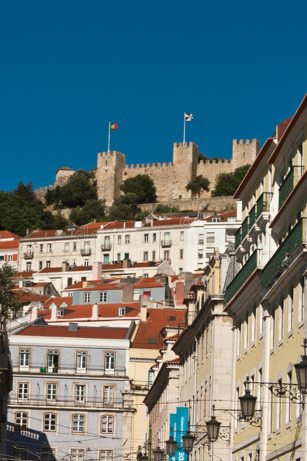 Download Lisbon City View Cityscape Royalty Free Stock Image - Image: 20929216