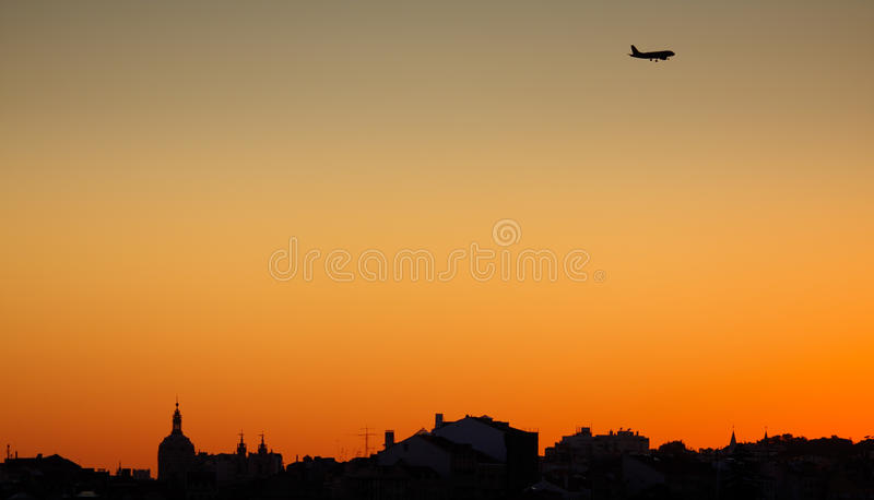 Download Lisbon In Details: Silhouettes Stock Image - Image: 21568021