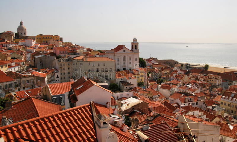 Lisbon stock photography