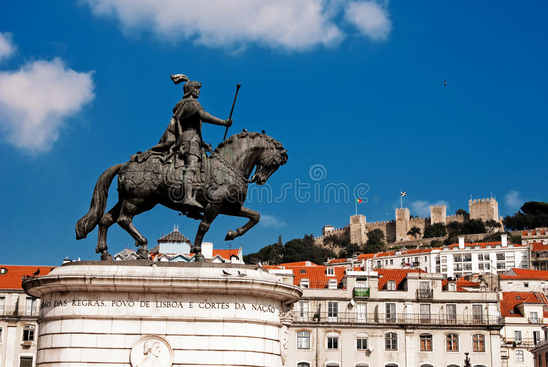 Download Lisbon landmark stock image. Image of historical, monument - 13702059