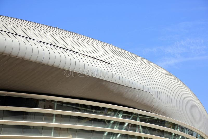 Download Lisbon - Pavilhao Atlantico Stock Photo - Image: 24564844