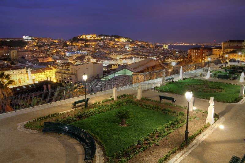 Lisbon, Portugal stock photography