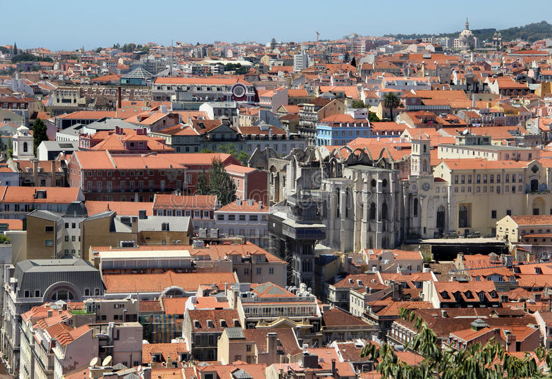Download Lisbon, Portugal stock image. Image of attraction, city - 26072773