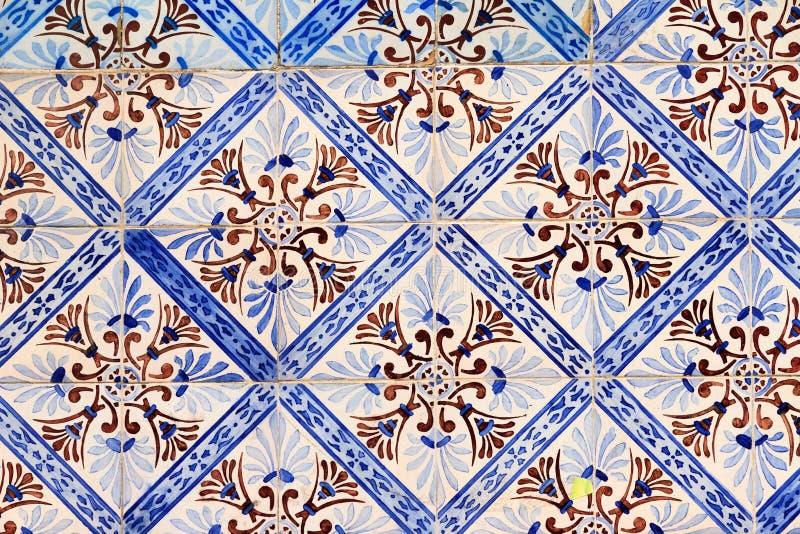 Lisbona ceramica fotografia stock libera da diritti