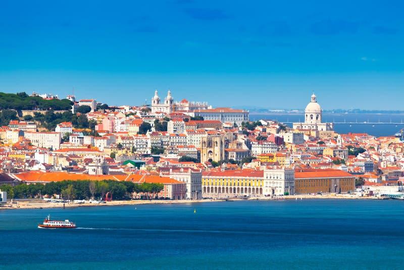 Lisbona, Portogallo fotografia stock libera da diritti