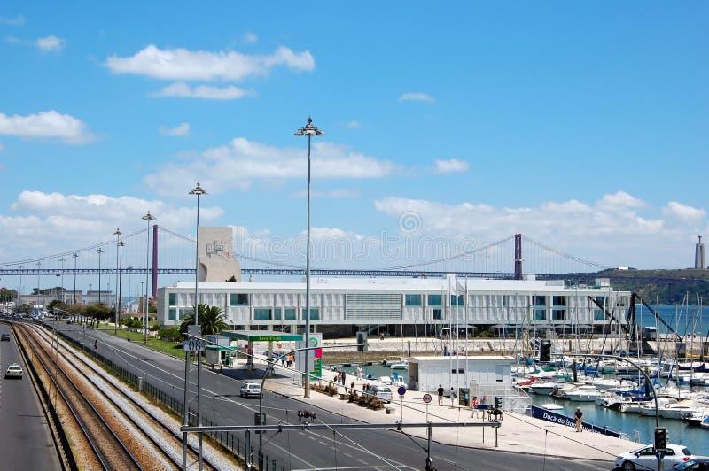 Lisbona, Portogallo cityscape immagini stock libere da diritti