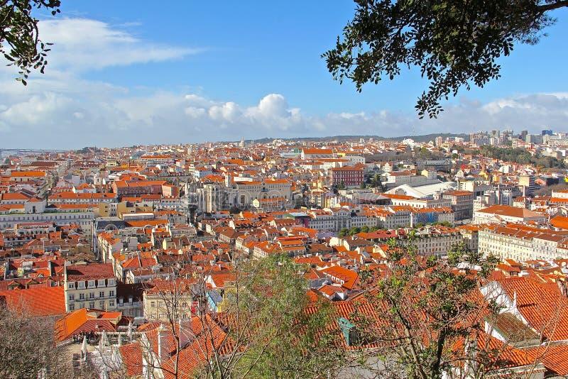 Lisbonne, la ville capitale et plus grande du Portugal photos libres de droits